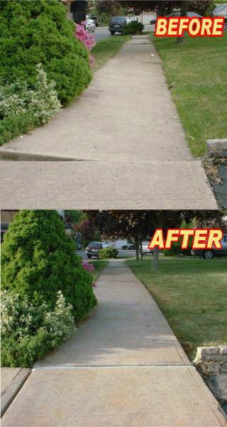 Mudjacking/Concrete Leveling