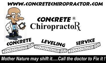 Concrete Chiropractor