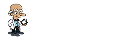 Concrete Chiropractor Logo